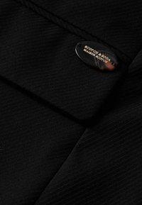 Scotch & Soda - LONGLINE - Blazer - black - 5