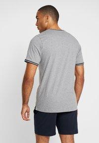 Marc O'Polo - SET - Pyjama set - grey/dark blue - 2