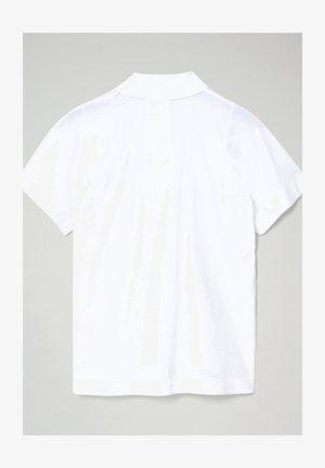 S-OODI - Print T-shirt - bright white 002