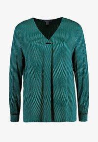 Esprit Collection - BLOUSE - Blouse - bottle green - 3