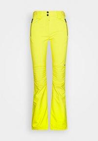 J.LINDEBERG - STANFORD - Spodnie narciarskie - banging yellow - 4