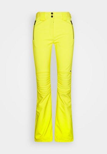 STANFORD - Ski- & snowboardbukser - banging yellow