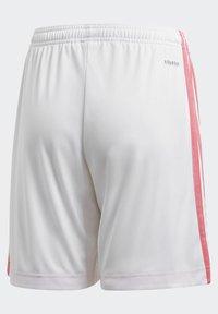 adidas Performance - REAL MADRID AEROREADY MINIKIT - Club wear - white - 4