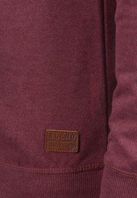 Blend - SWEATSHIRT ALEX - Sweatshirt - zinfandel - 2