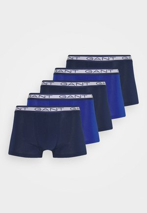 BASIC TRUNK 5 PACK - Onderbroeken - persian blue