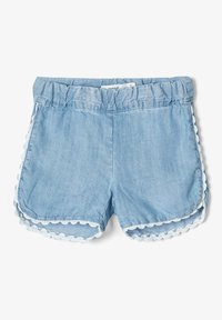 Name it - JEANSSHORTS LEICHTE - Jeansshort - light blue denim - 1