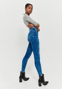 TALLY WEiJL - Skinny džíny - blu - 2