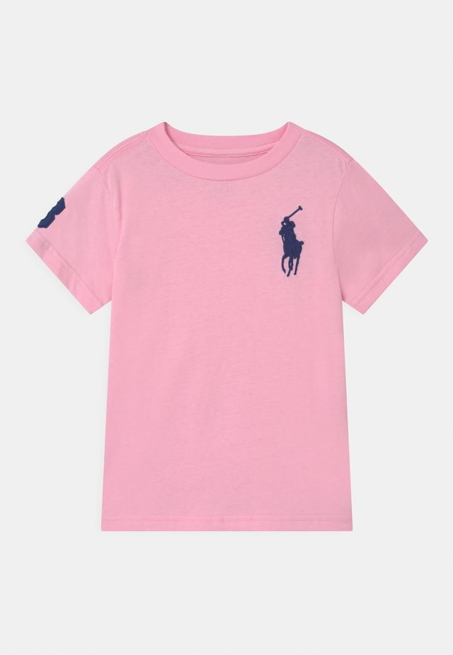 T-shirt con stampa - carmel pink