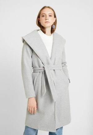 ONLRILEY COAT - Mantel - light grey melange