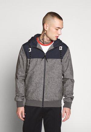 BRUSHWOOD - Summer jacket - navy
