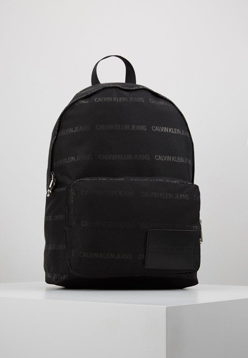 Calvin Klein Jeans - ESSENTIAL CAMPUS - Rucksack - black