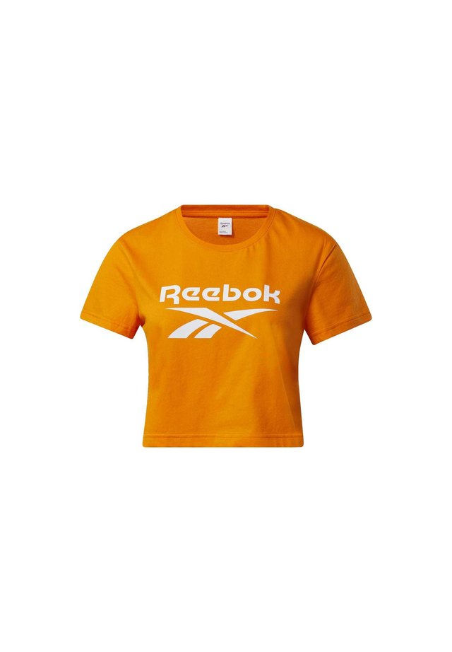 CLASSICS BIG LOGO T-SHIRT - Print T-shirt - orange