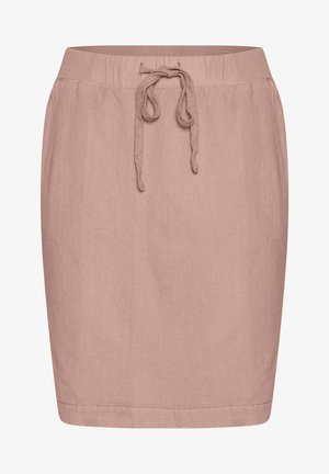NAYA  - Pencil skirt - misty rose