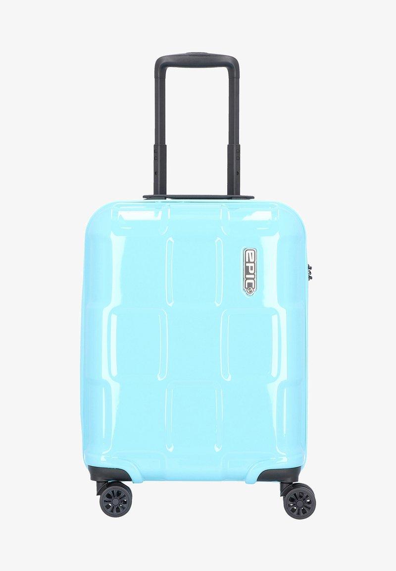 Epic - Wheeled suitcase - radianceblue