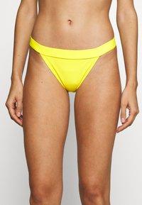 OW Intimates - SANTORINI BOTTOM - Bikini bottoms - yellow - 0