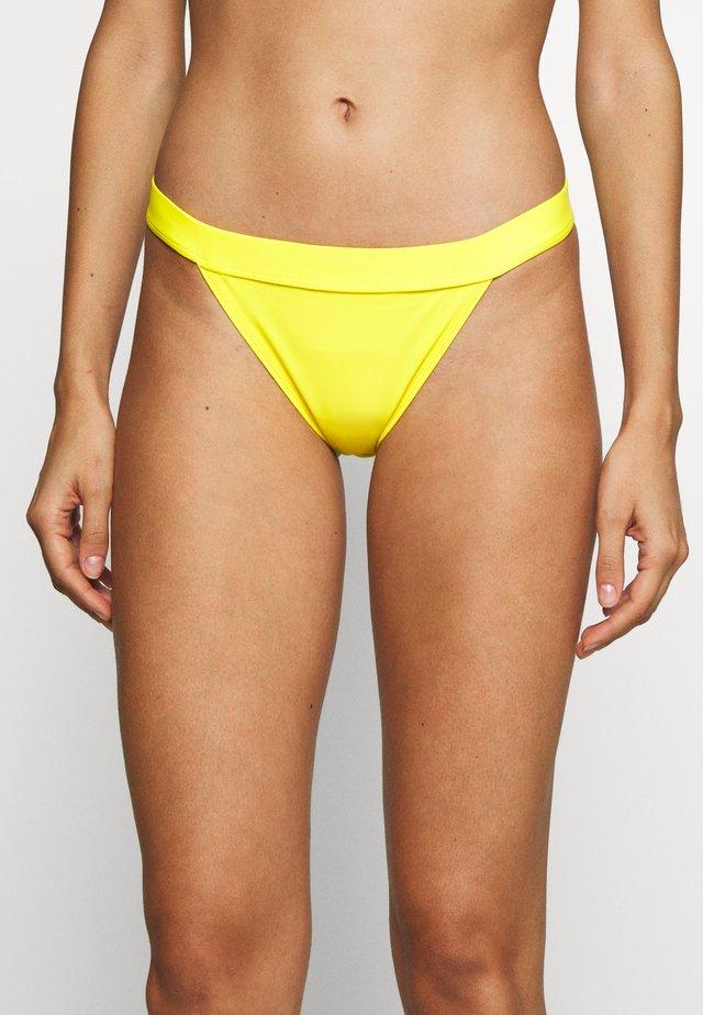SANTORINI BOTTOM - Bikiniunderdel - yellow