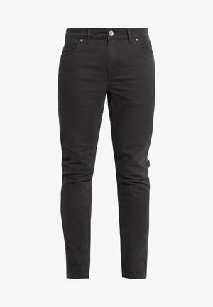 DRAKE - Slim fit jeans - charcoal
