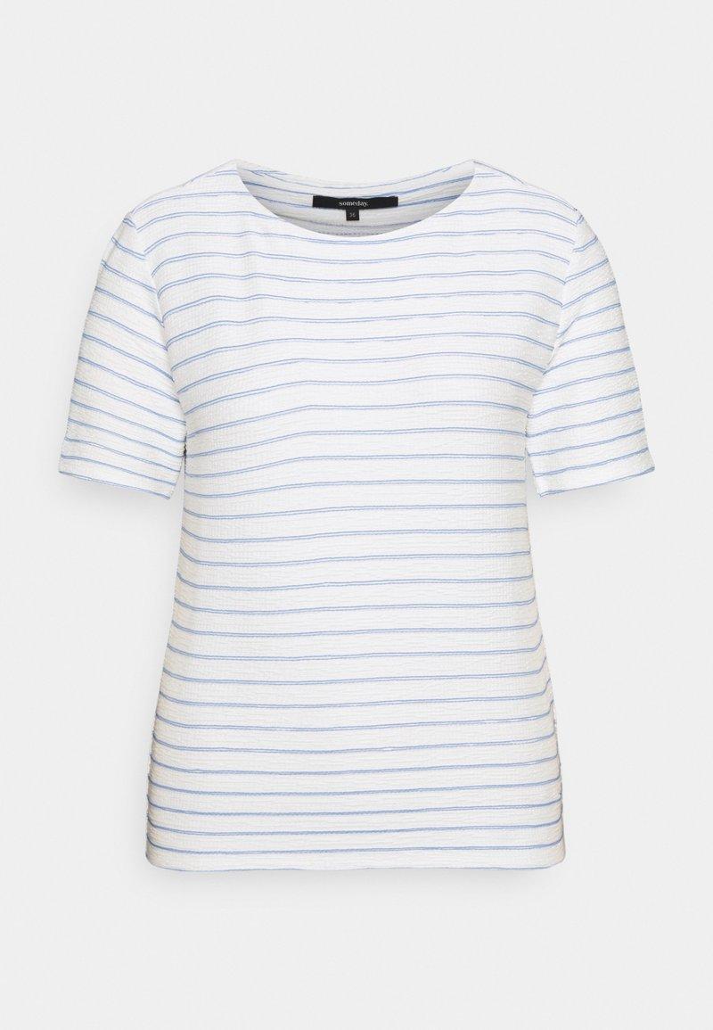 someday. - KAILI - Print T-shirt - like water
