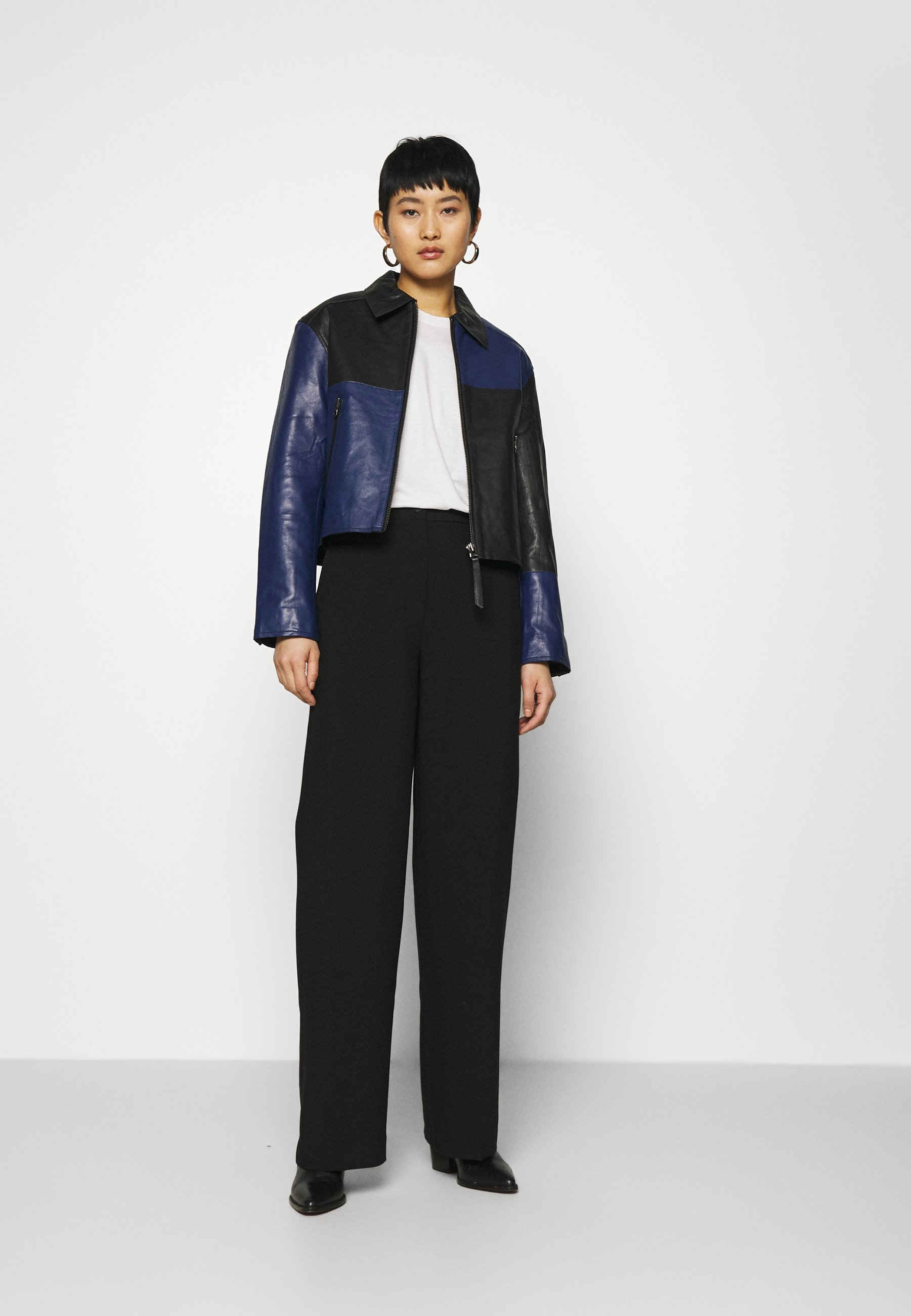 Women VEIRI - Leather jacket