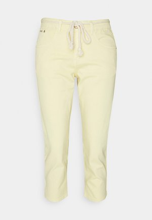 CRVAVA PANT COCO FIT - Trousers - yellow delight