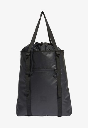 CINCH TOTE BAG - Shopping bag - black