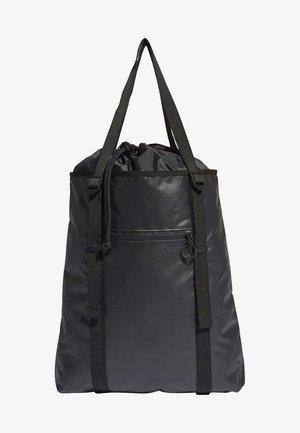 CINCH TOTE BAG - Shopping bags - black