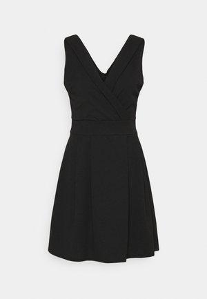SOPHIA SKATER DRESS - Cocktail dress / Party dress - black