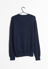 MAERZ Muenchen - Pullover - blue - 1