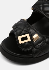 Dune London - LOCKSTOCKK - Sandals - black - 5