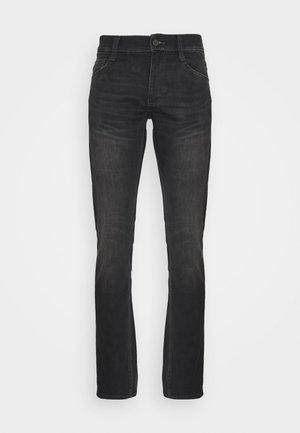OREGON  - Jeans Tapered Fit - black denim