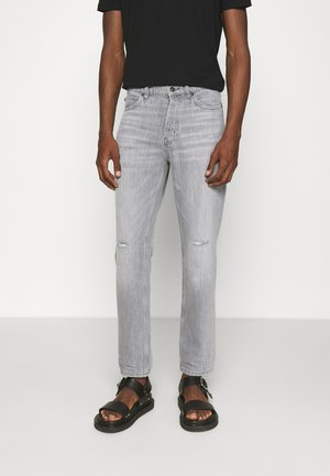Straight leg jeans - silver