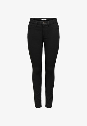 SKINNY FIT - Jeans Skinny Fit - black denim
