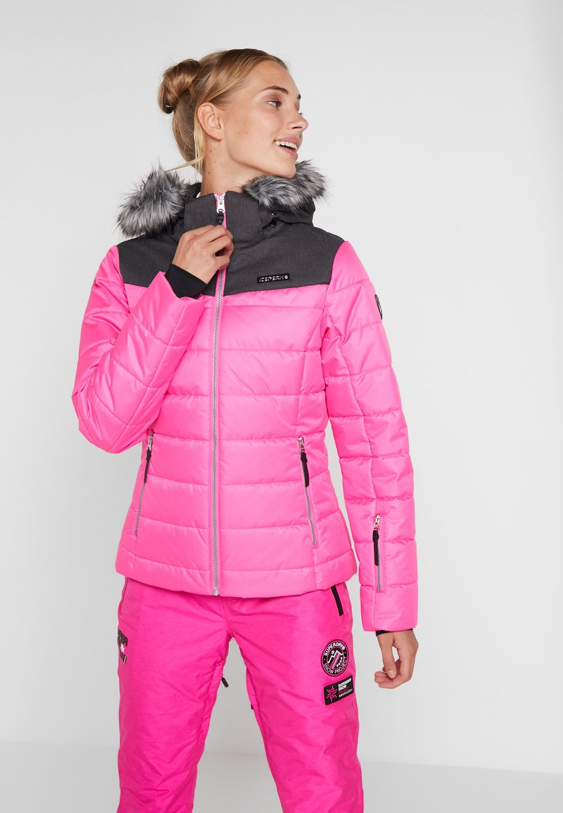 Icepeak - VINING - Skijakke - pink