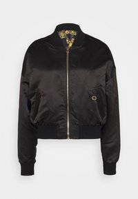 Versace Jeans Couture - OUTERWEAR - Bomber Jacket - black/gold - 8