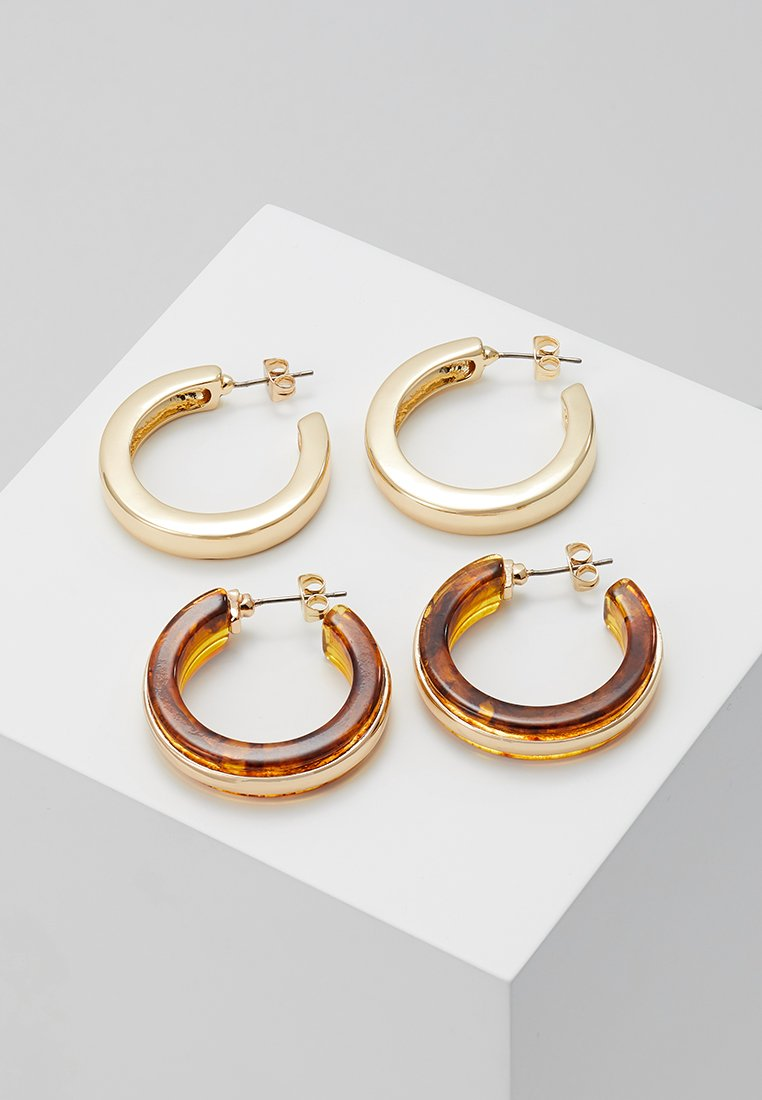 ONLY - Pendientes - gold-coloured