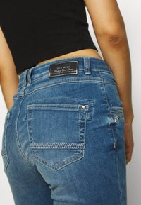 Mos Mosh - NOVEL - Slim fit jeans - blue - 4