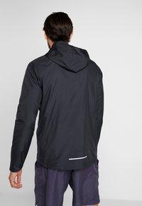 Nike Performance - Training jacket - black/reflective silver - 2