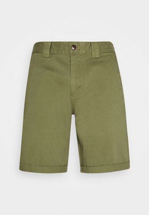 SCANTON - Shorts - uniform olive