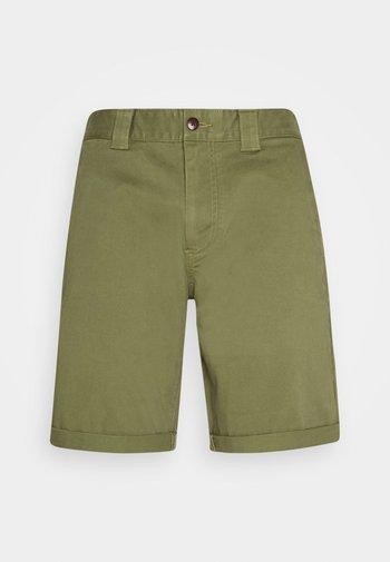 SCANTON - Shorts - uniform olive