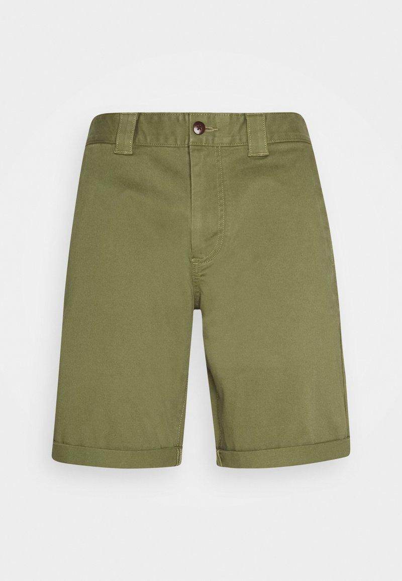 Tommy Jeans - SCANTON - Shorts - uniform olive