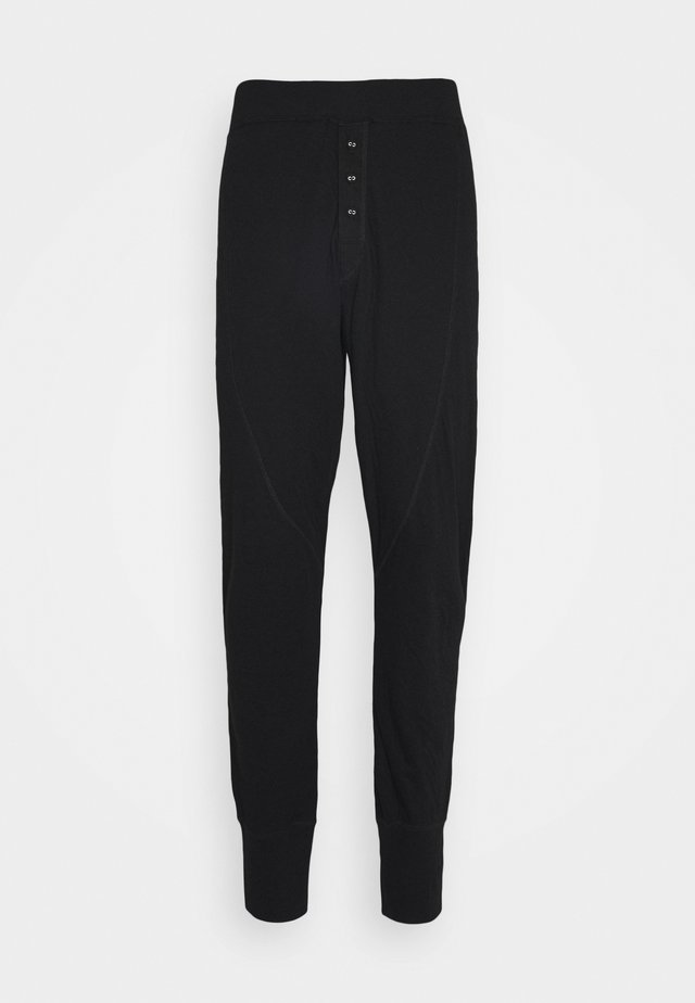 GIBSON PANT - Træningsbukser - black