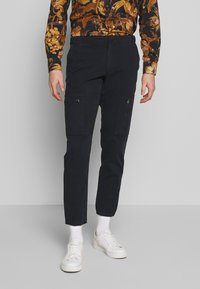 PS Paul Smith - FLIGHT PANTS - Cargo trousers - navy - 0