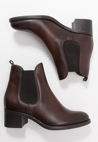 Tamaris - Classic ankle boots - cafe - 3