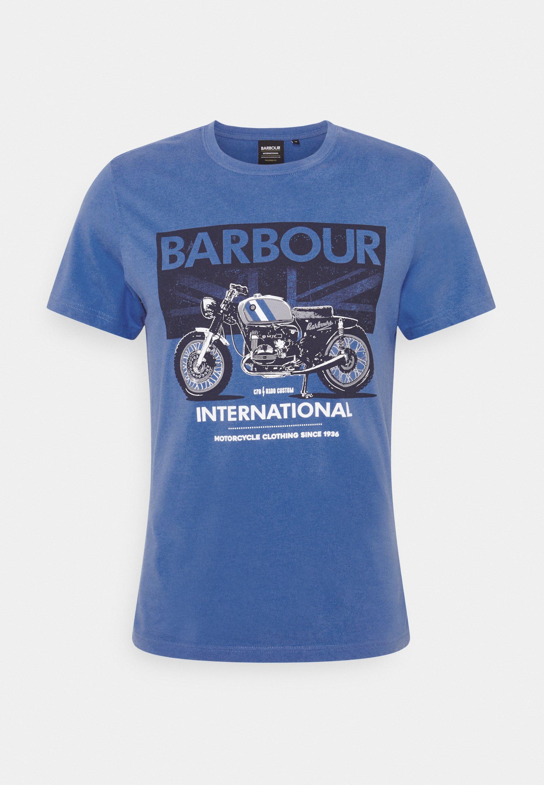 Men GREENWOOD TEE - Print T-shirt