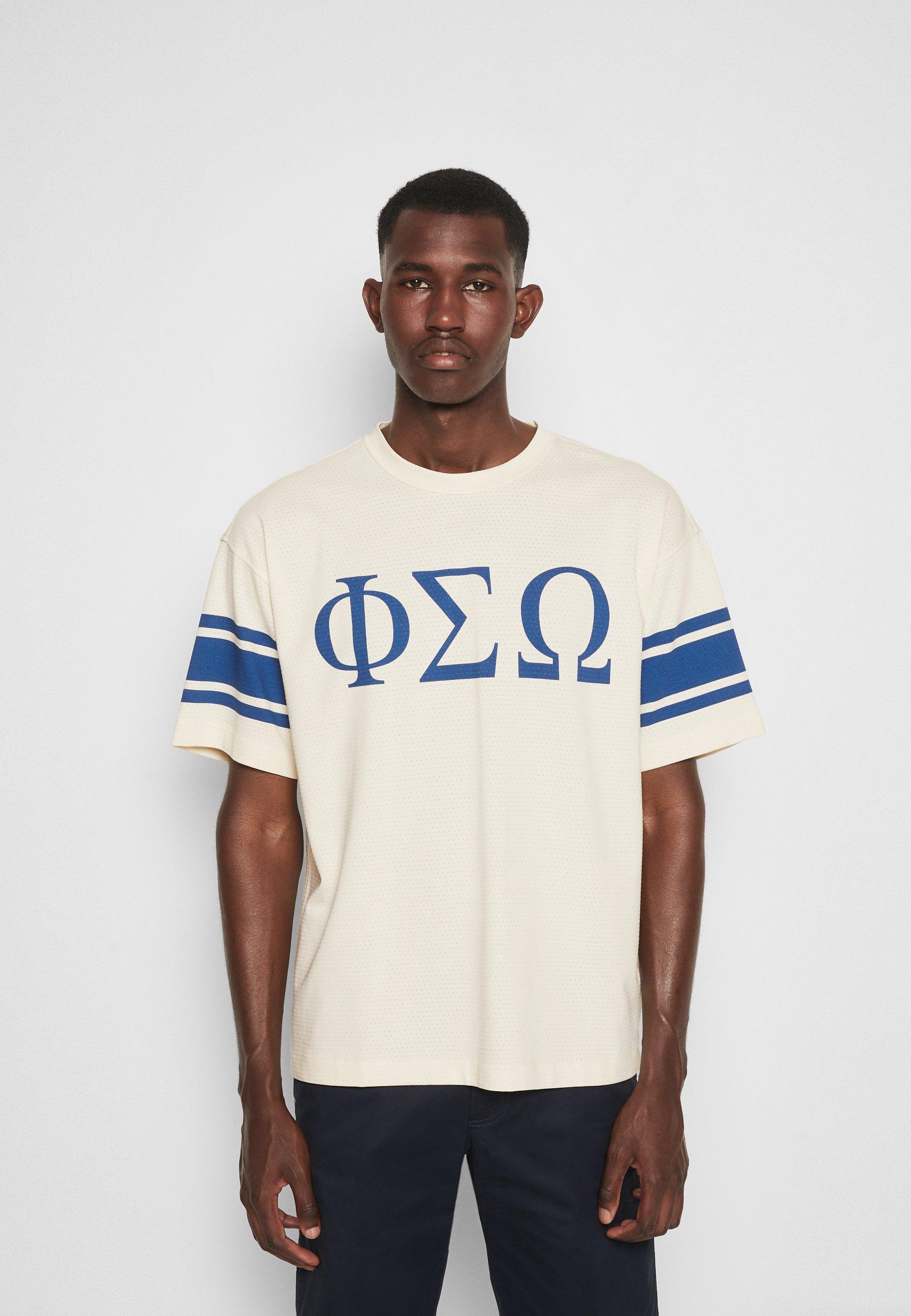 Men TRIPE FRAT - Print T-shirt