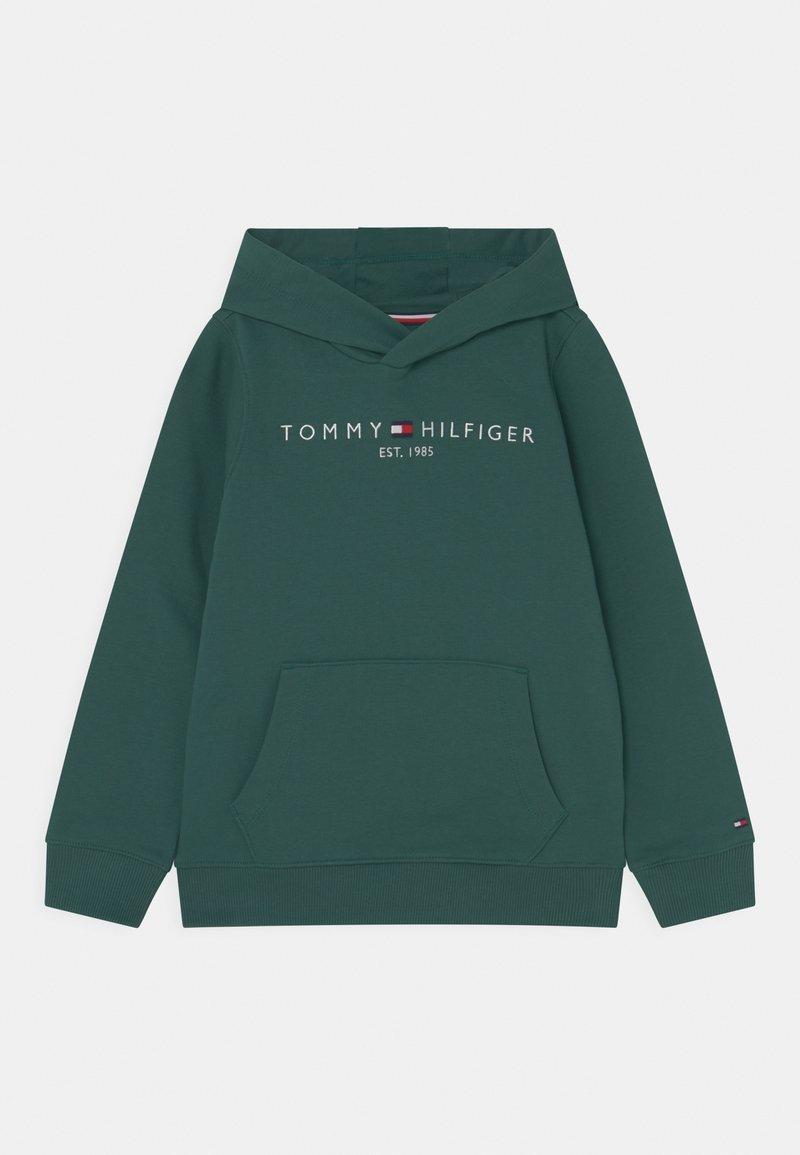Tommy Hilfiger - ESSENTIAL HOODIE UNISEX - Felpa con cappuccio - ornamental green