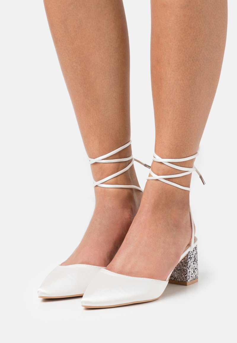 BEBO - HONOR - Classic heels - ivory