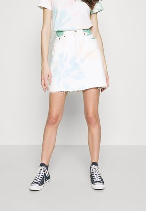 DECON ICONIC SKIRT - Spódnica trapezowa - young blood