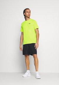 Under Armour - Basic T-shirt - green citrine - 1