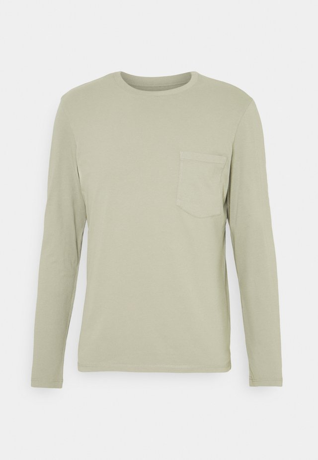 WILLIAMS TEE - Langarmshirt - field sage